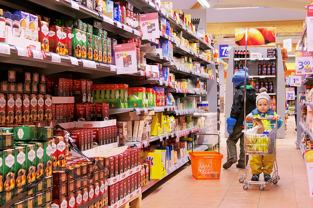 Why You Pay More At The Grocery Store And How To Stop