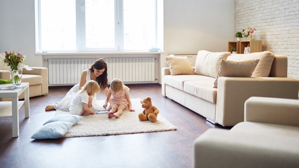 Ease into minimalism with some simple steps for Minimalist family