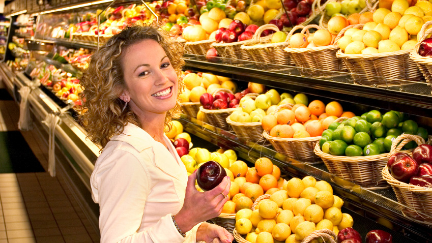 How to grocery shop for five on 100 a week for Shopping cuisine