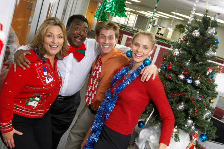 Entertainment Ideas For Company Christmas Party