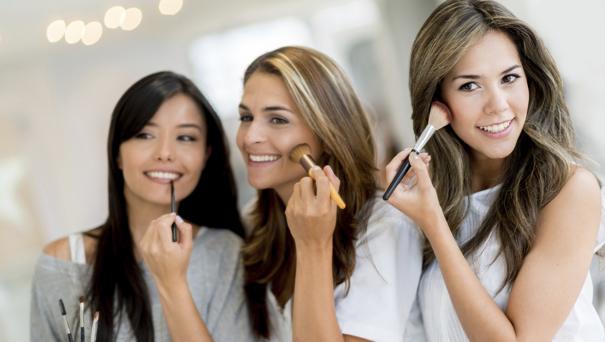 Beauty Tips - Magazine cover