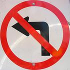 No left