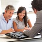 couple applying for loan