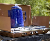 Using the best camping stove