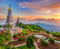 Chiang Mai, Inthanon mountain