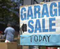 Things in your garage that have re-sale value