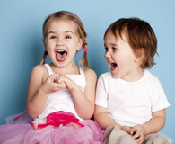 Sibling kids with discounts that can save you big