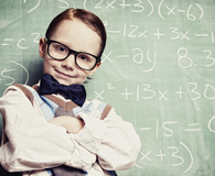Kid learning the college degrees with the highest ROI