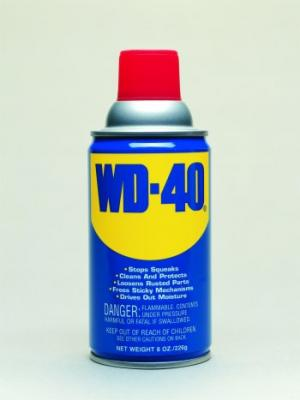 almost 2000 uses for a can of wd 40. Black Bedroom Furniture Sets. Home Design Ideas