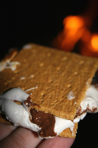 mmmmm...s'mores