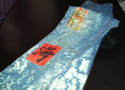 pimped jeans