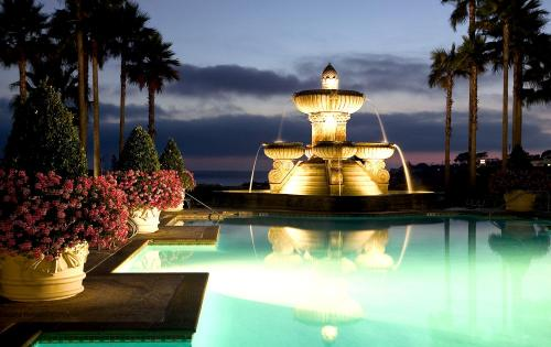 st regis fountain