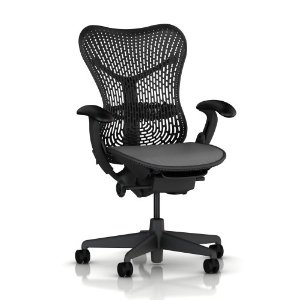 Unique The Herman Miller Mirra office chair is another great choice from the renowned Herman Miller brand that specifically incorporates passive adjustment options
