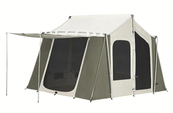 New Kodiak Flex Bow Vx Canvas Tents Includes Two Large Triangular Side Windows Archive Expedition Portal
