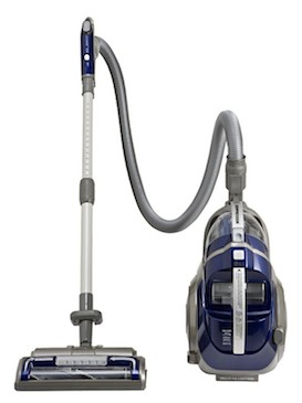 a consumer reports top pick the lg kompressor lcv900b bagless canister vacuum combines a design with several cuttingedge features that leaves - Canister Vacuums