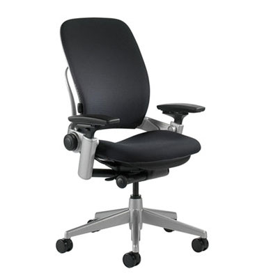 Ideal Best Office Chairs Steelcase Leap
