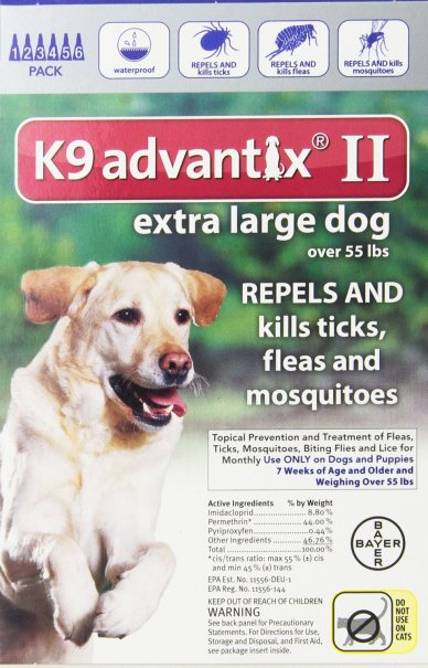 Flea And Tick Medication For Dogs Canada