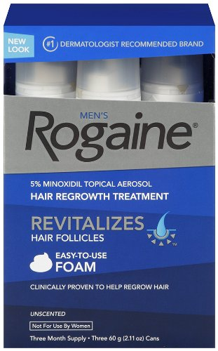 Which is an effective hair growth product for men with alopecia?