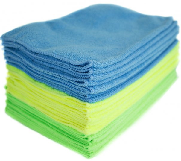 Microfiber Cloth Best: The 5 Best Microfiber Cleaning Cloths