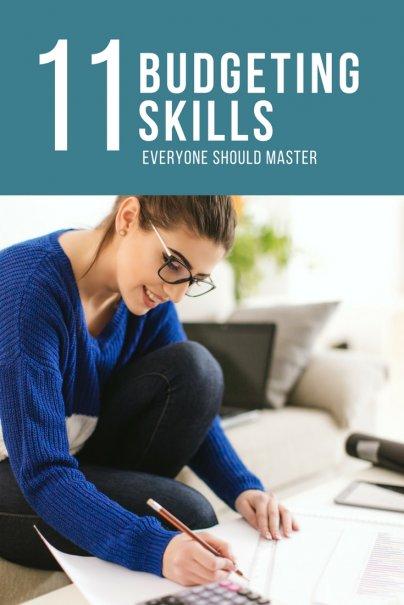 11 Budgeting Skills Everyone Should Master