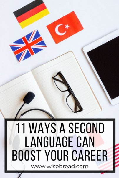 11 Ways a Second Language Can Boost Your Career