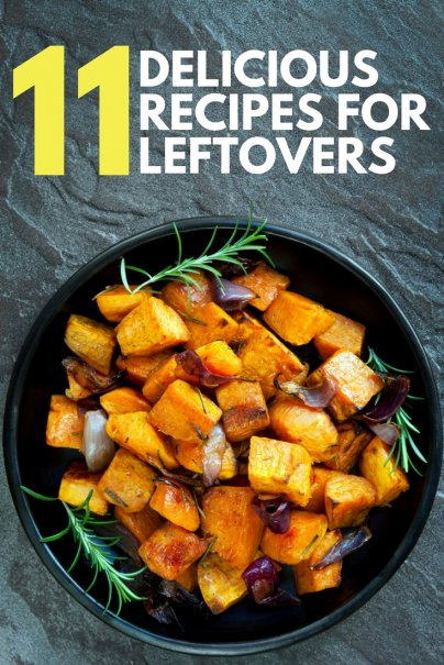 11 Ways to Turn Leftover Sweet Potatoes and Other Starchy Foods Into Something Special