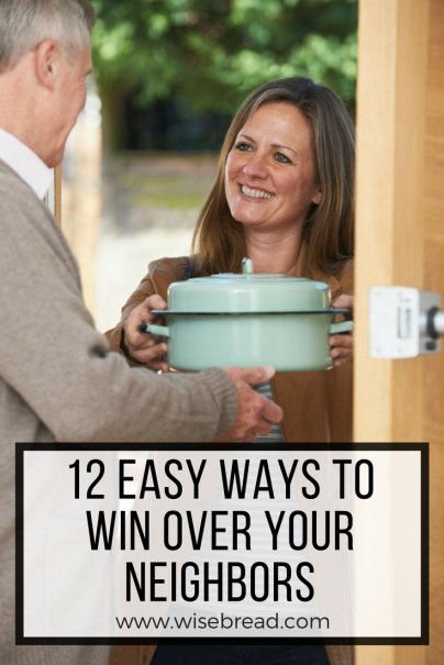12 Easy Ways to Win Over Your Neighbors