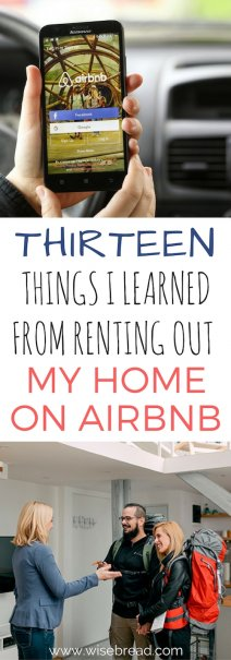13 Things I Learned From Renting Out My Home on Airbnb