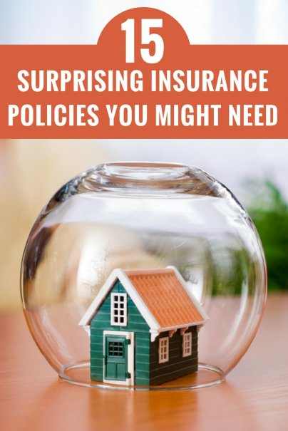 15 Surprising Insurance Policies You Might Need