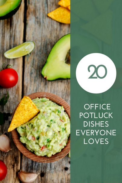 20 Office Potluck Dishes Everyone Loves