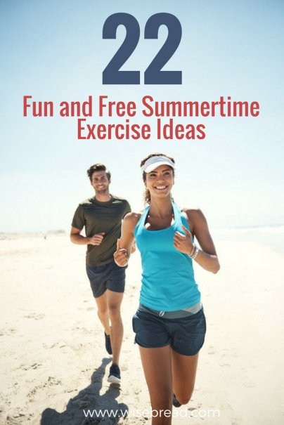 22 Fun and Free Summertime Exercise Ideas
