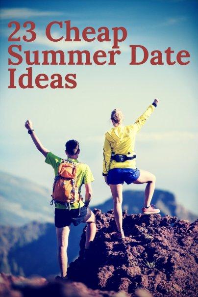23 Cheap Summer Date Ideas