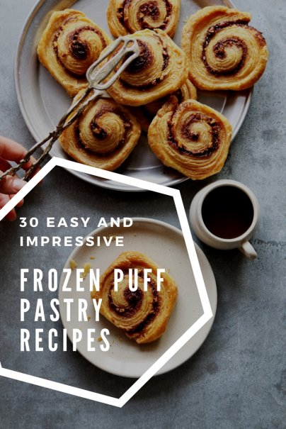 30 Easy and Impressive Frozen Puff Pastry Recipes