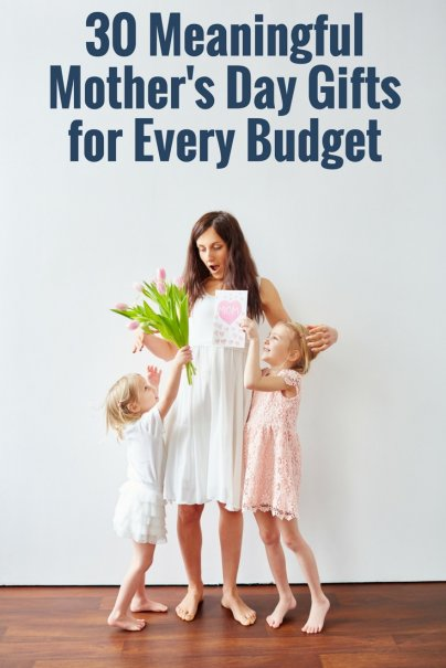 30 Meaningful Mother's Day Gifts for Every Budget