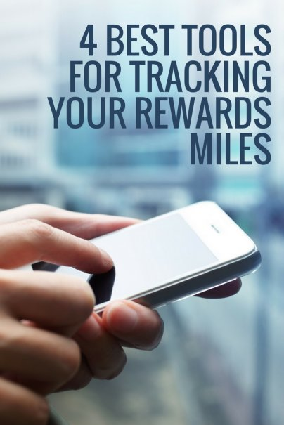 4 Best Tools for Tracking Your Rewards Miles
