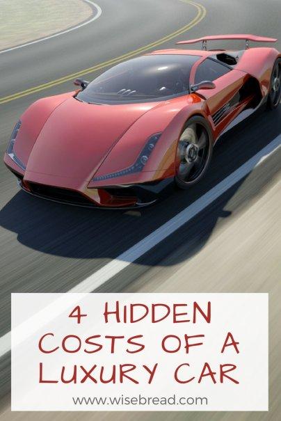 4 Hidden Costs of a Luxury Car