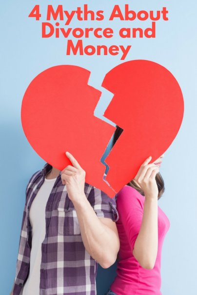 4 Myths About Divorce and Money, Debunked