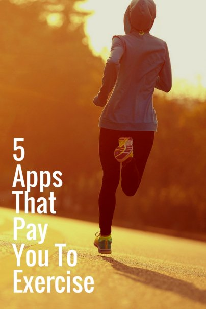 5 Apps That Pay You To Exercise