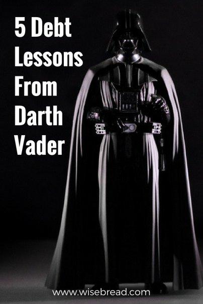 5 Debt Lessons From Darth Vader