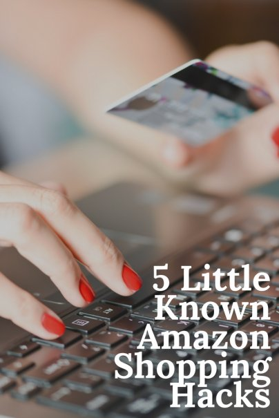 5 Little Known Amazon Shopping Hacks