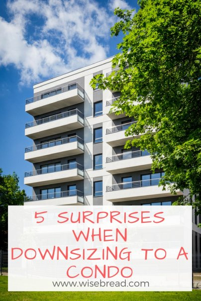5 Surprises When Downsizing to a Condo