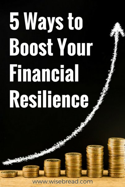5 Ways to Boost Your Financial Resilience
