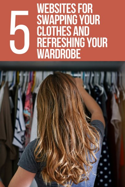 5 Websites for Swapping Your Clothes and Refreshing Your Wardrobe