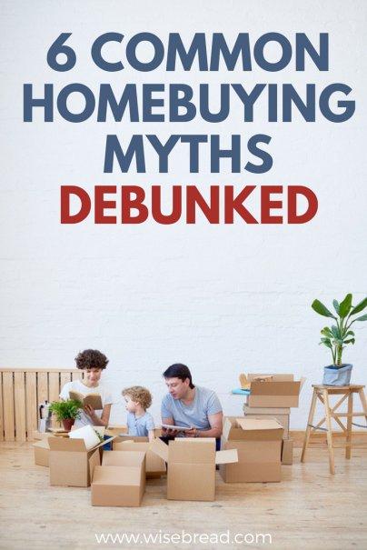 6 Common Homebuying Myths, Debunked