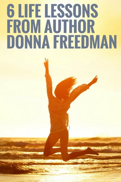 6 Lessons on Surviving and Thriving Through Tough Times From Author Donna Freedman