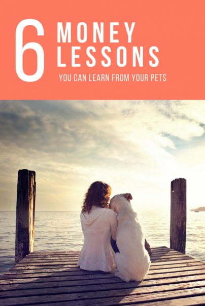 6 Money Lessons You Can Learn From Your Pets