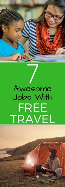 Awesome Travel Jobs