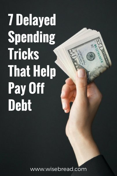 7 Delayed-Spending Tricks That Help Pay Off Debt