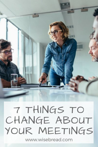 7 Things I'd Love to Change About Meetings