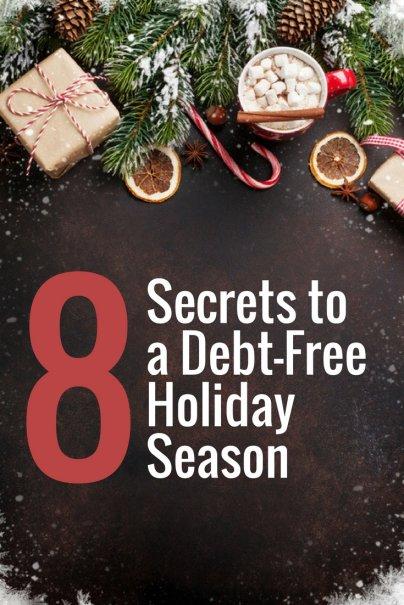 8 Secrets to a Debt-Free Holiday Season